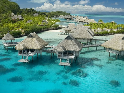 Bora Bora Resorts: Hilton Bora Bora Nui Hotel