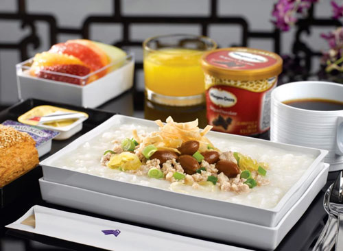 Top International Airlines: Singapore Airlines Catering