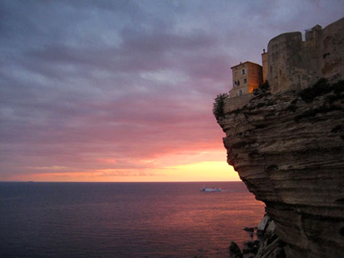 Bonifacio Attractions: Sunset Cliff