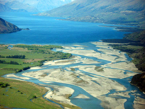 Hobbit Locations: Lake Wanaka