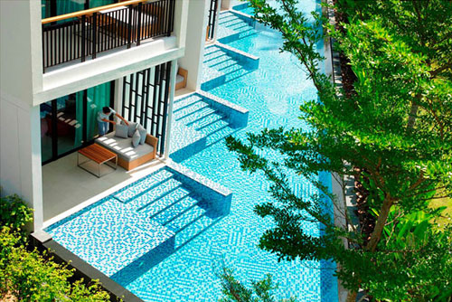 Pool Access Rooms Phuket: Holiday Inn