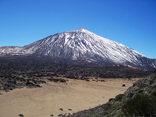 Tenerife For Families: Mount Teide