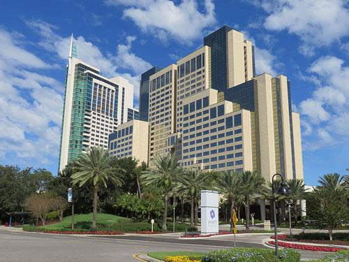 Orlando Hotels - Hyatt Regency Orlando