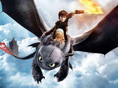 39. How to train your Dragon 2 (again)   gawkocracy