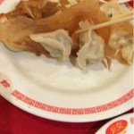 バンコクで一番有名な餃子屋さん遼寧餃子館
