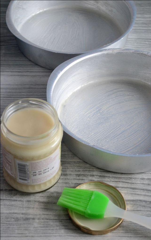 Homemade Pan Release
