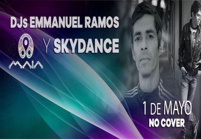 Djs Emmanuel Ramos & Sky Dance – Morelia