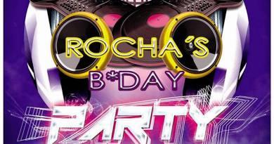 Rocha's B'day Party – Sahuayo
