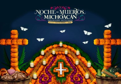 La Noche de Muertos en la región Pátzcuaro