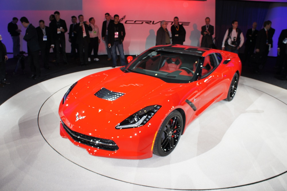 2014 Chevrolet Corvette Stingray (photo by Sam Miller-Christiansen)