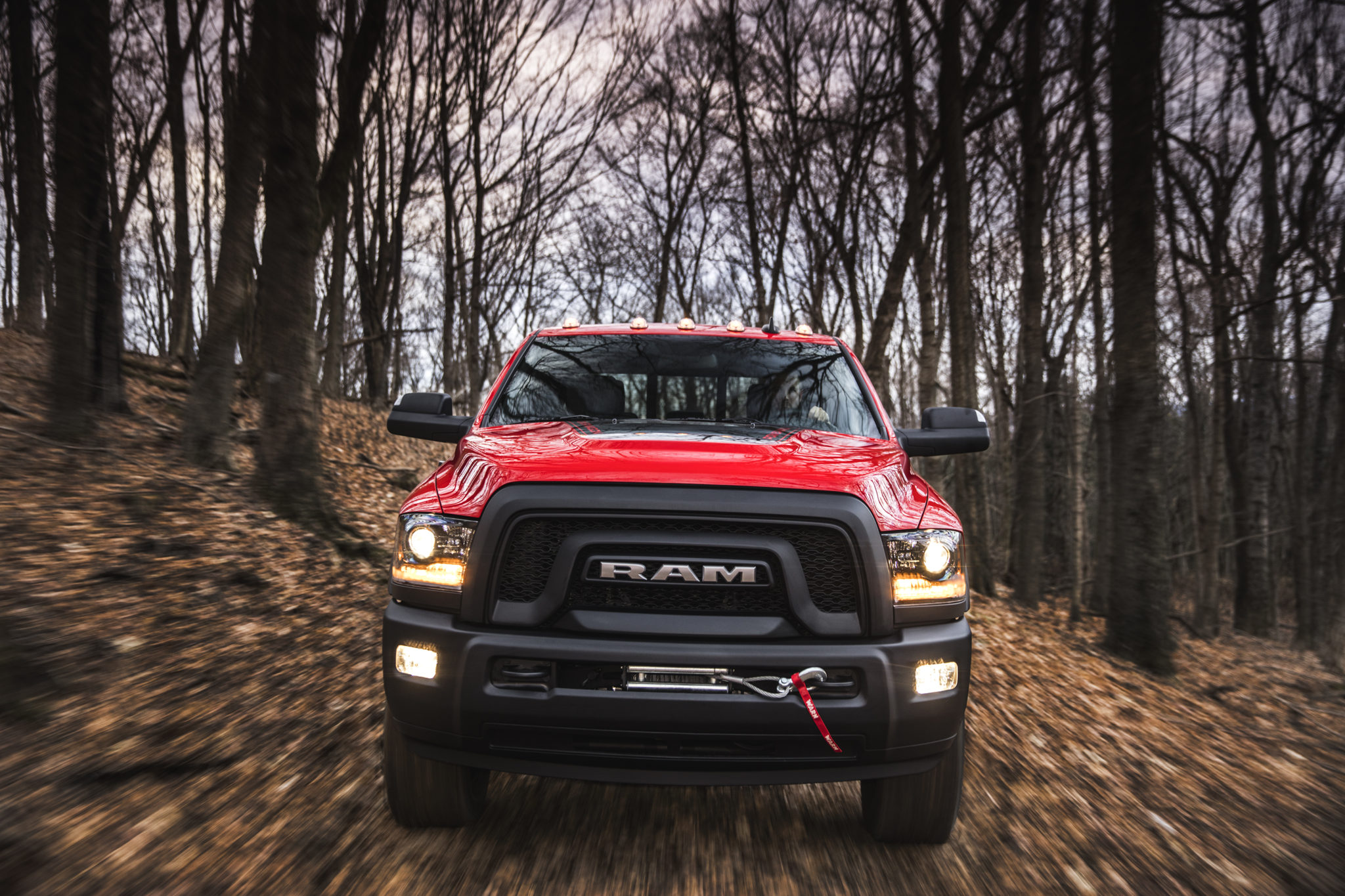 2017 Ram Power Wagon Crew Cab 4x4