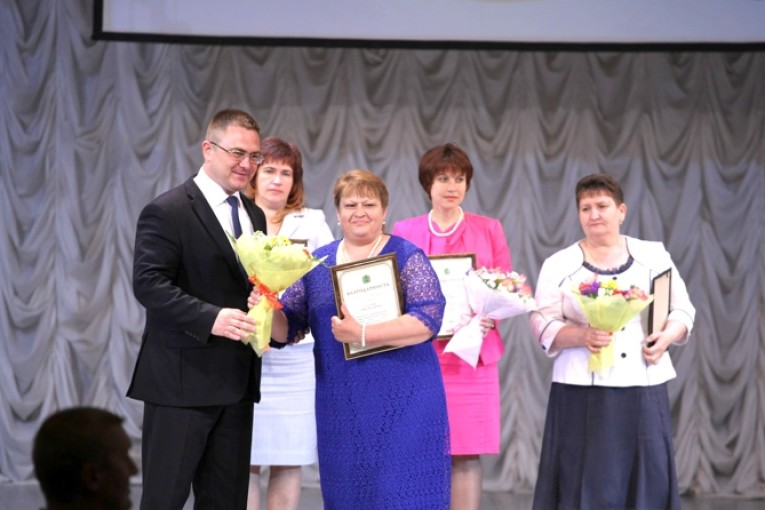 В Калуге поздравили социальных  работников региона