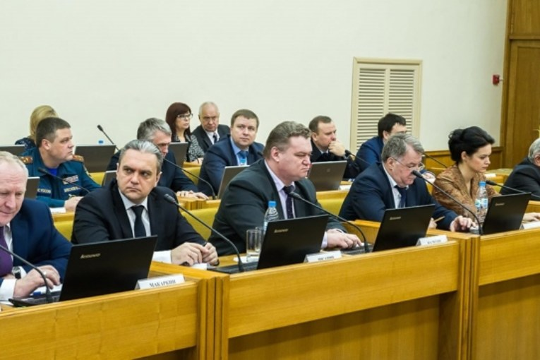 В Правительстве области обсудили изменения в отдельные госпрограммы и ключевые направления работы в текущем году