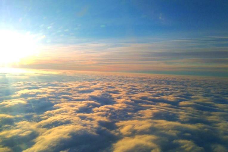Влюбленная в небо