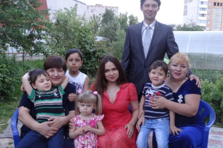 Семья – огромная мастерская