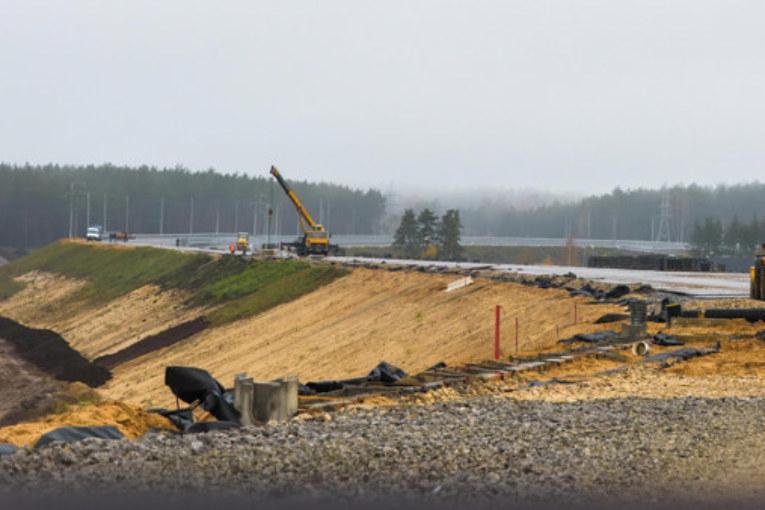 В Калуге техническое движение по третьему мосту через Оку будет открыто до конца октября