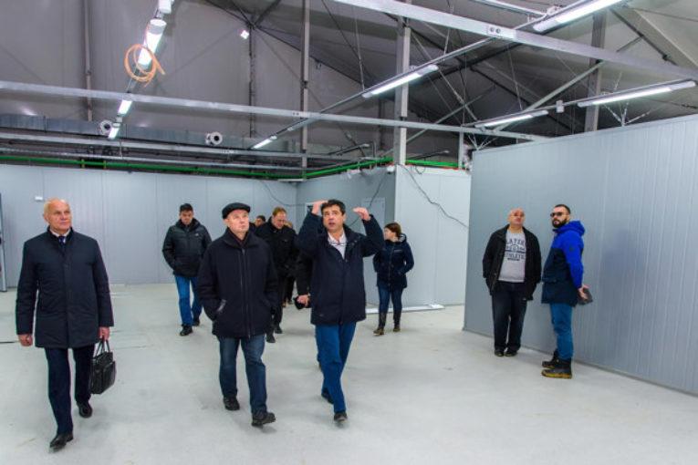 В Калужской области завершается строительство международного терминала аэропорта «Калуга»