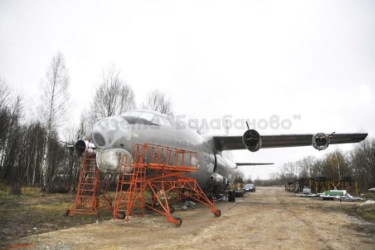 Ан-12 может стать музеем
