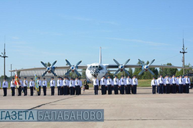 В День Воздушного флота