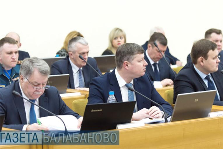 В Правительстве Калужской области обсудили итоги и перспективы развития регионального образования, переселения граждан из аварийного жилья и организации проверок газового оборудования