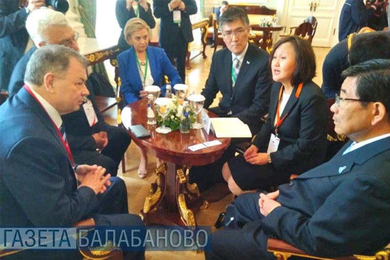 Анатолий Артамонов: «У нас есть прочная основа для реализации совместных с Японией проектов, которые послужат укреплению взаимопонимания, доверия и дружбы между нашими странами»