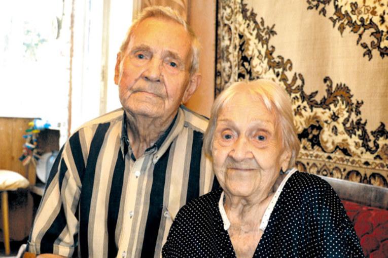 90 лет – награда за достойную жизнь