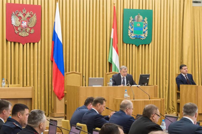 Готовность системы жилищно-коммунального хозяйства Калужской области к осенне-зимнему отопительному периоду составляет 99 процентов