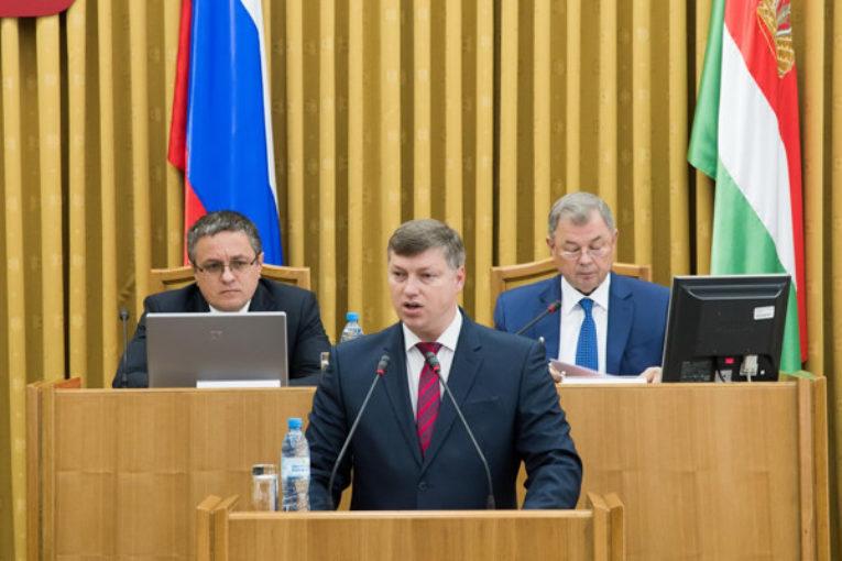 Национальный проект «Жильё и городская среда». В 2019 году в Калужской области будут благоустроены  92 общественные территории