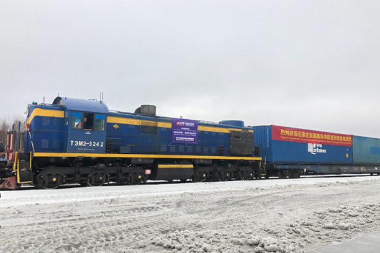 Калужская область расширяет сервисы по доставке грузов из Китая в Россию
