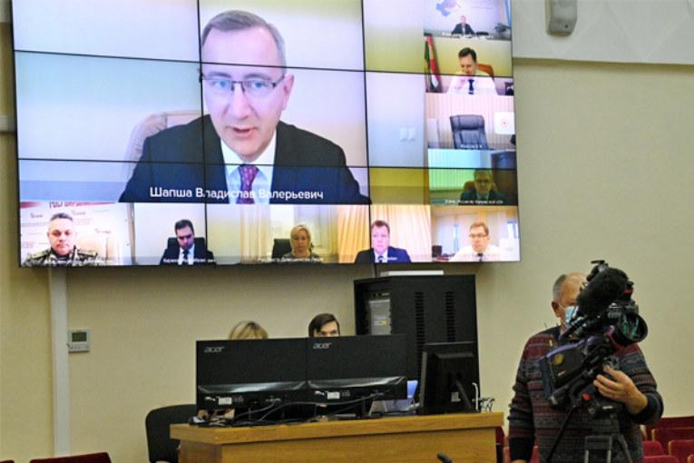 Владислав Шапша: «Региональный бюджет станет инструментом решения проблем, волнующих жителей Калужской области»
