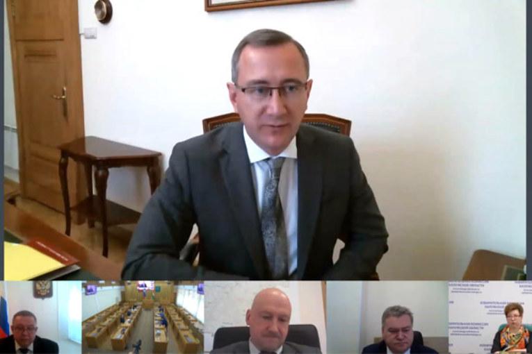 Владислав Шапша призвал соблюдать масочный режим в общественных местах и меры санитарно-эпидемиологической безопасности в общеобразовательных учреждениях