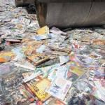 Imagine - 150.000 de CD-uri cu muzică şi softuri piratate, distruse de poliţişti