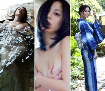 杉本有美 画像100枚|絶対に見ておいたほうが良いヌードなボディ 温泉旅情厳選エロ画像