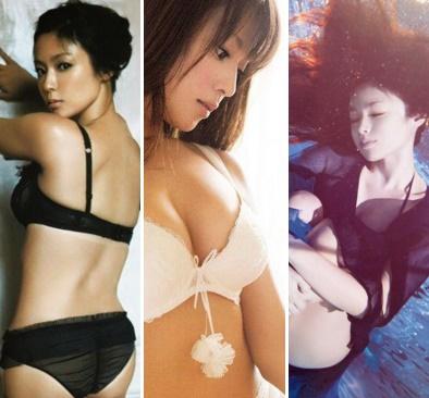 深田恭子 画像|100枚まとめ オールタイムトップ女優の水着・下着グラビアがエロ素晴らしい!