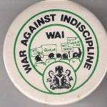 War Against Indiscipline