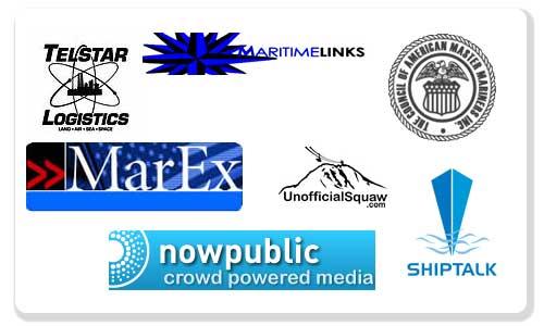 Maritime Blog Logos