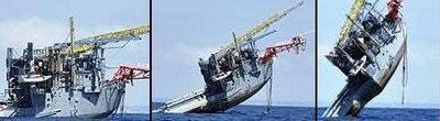 Flip Research Vessel