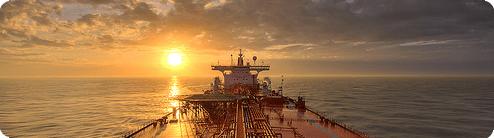 Ship - Heather Knutsen at Sunset