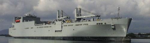 USNS Sisler (T-AKR 311)