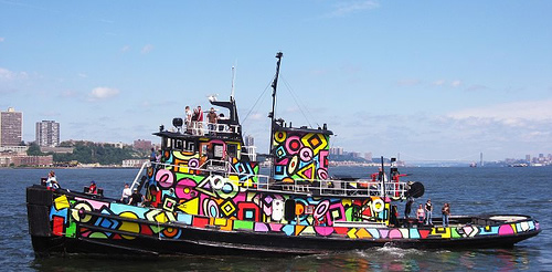 The Colorful Tugboat Hackensack