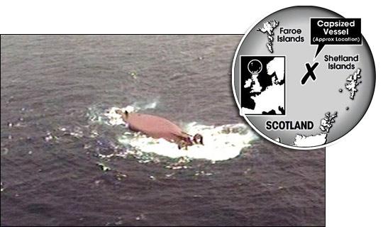 bourbon dolphin sinking