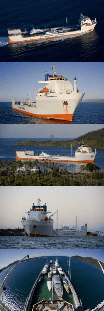 Dockwise - Yacht Express