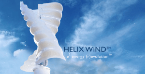 Helix Wind Turbine