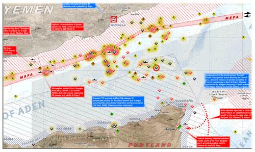 UNOSAT Piracy Map