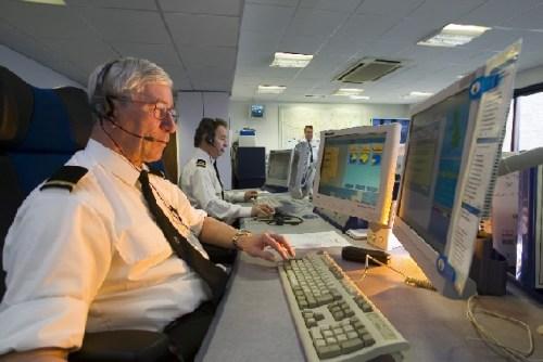 Coastguard Maritime Rescue Coordination Centre Scotland