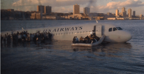 US Airways Flight 1592 Photo