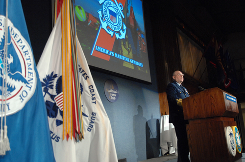 2009 State of the Coast Guard Address
