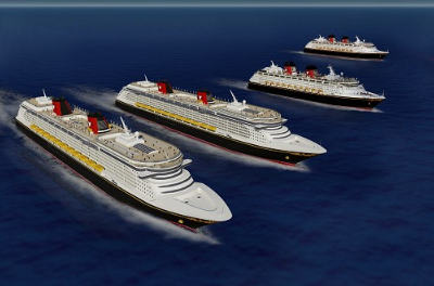 new disney cruise ships