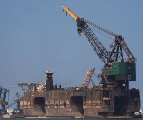 Crane Ship DB 101