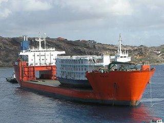 M/V Swan - Heavylift